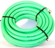 Green Water Hose