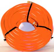 Orange Water Hose